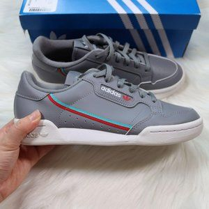 NWT Adidas Continental 80 Sneakers Size 5.5 J